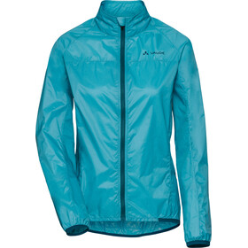 VAUDE Air III Jacket Dame cyan
